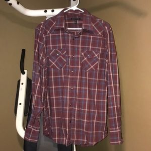BR Tall Large Men's Button Down